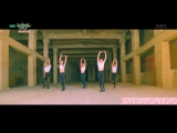 Unit G - Cherry On Top + Always + So Sweet + Cosmos + Poco A Poco @ Music Bank 180112