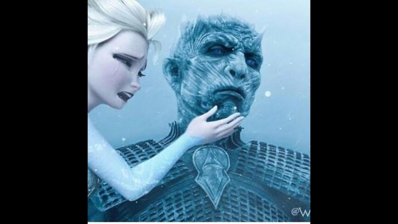 Реакция На Смерть Короля Ночи - игра престолов 8 сезон