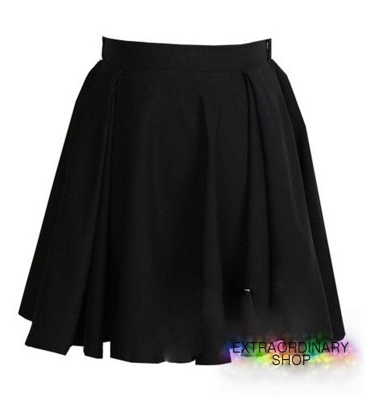 ищу юбку на одном боку короче: