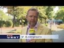 2018-08-07 RTL WEST, Jörg Zajonc (Journalist): Kommentar zur Personenkontrolle wegen Hautfarbe