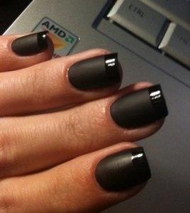 Как делать дизайн ногтей с гель-лаком