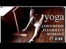 GYM, STRETCHING FLEXIBILITY Super Flexible gymnastics , contortion