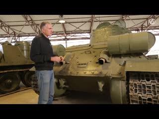 Танк Т-34-85. Заглянем в настоящий танк! Часть 1. В командирской рубке World of Tanks