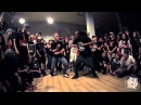 Jr Hatplayer vs Girl Eyez x Twin B Dash x Lil Tight Eyez | RSK Try Out 2nd Round | HYPE OUT 2013