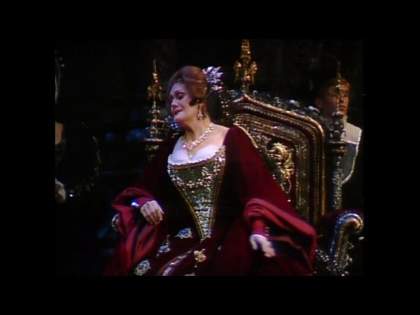 Joan Sutherland - Donizetti: Anna Bolena (Toronto 1984)