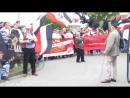 Demonstration für Ursula Haverbeck 10 05 2018 Bielefeld JVA Ummeln