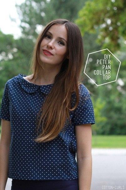 Шьем блузку (3 фото) - картинка
