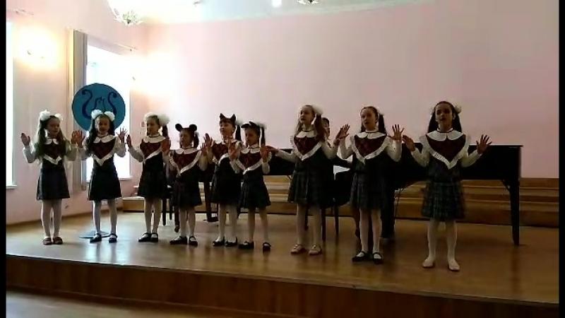 Скрюченная песенка музыка О. Изотовой