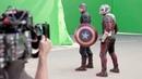 За кадром создания Мстители трюковые съёмки