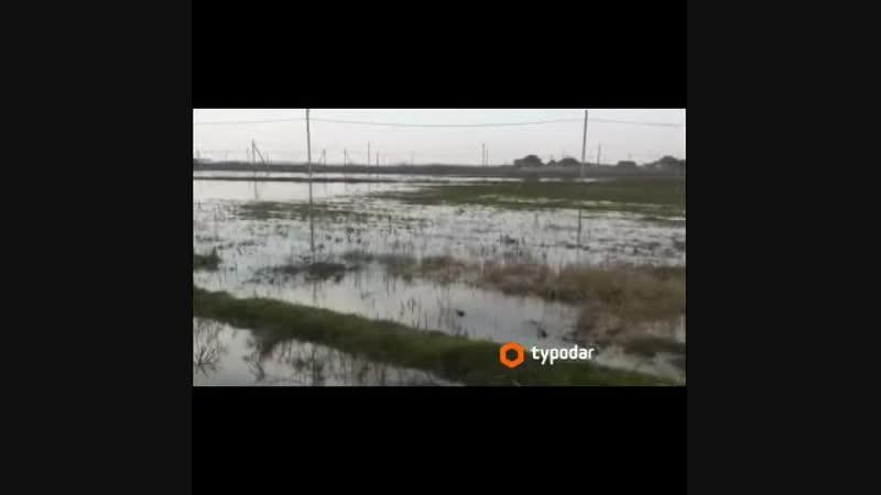 Фекальное озеро возникло в пригороде Краснодара_360p.avi