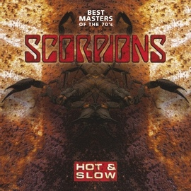 Scorpions альбом Hot & Slow - Best Masters Of The 70s