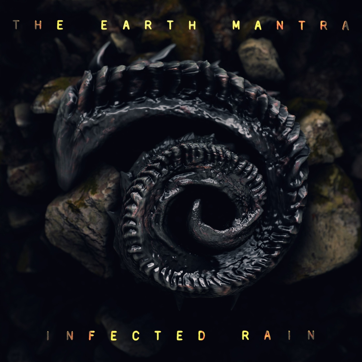 Infected Rain - The Earth Mantra [Single] (2019)