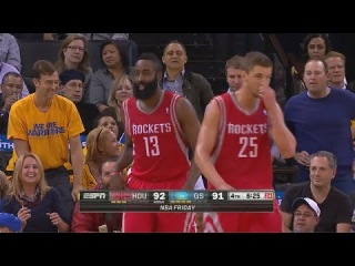 Houston Rockets vs Golden State Warriors | December 13, 2013 | Full Game Highlights | NBA 2013-2014