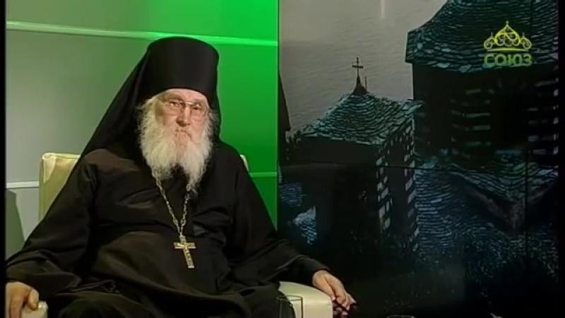 Беседы с батюшкой. В гостях игумен Киприан (Ященко). прп. Паисий Святогорец.