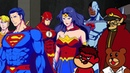FFF 2018 DC Super Heroes Vs Eagle Talon