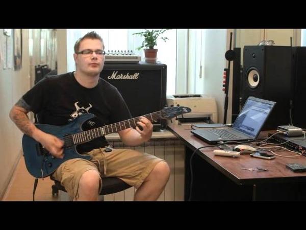 John Petrucci - Damage Control by Ilya Kuzubov