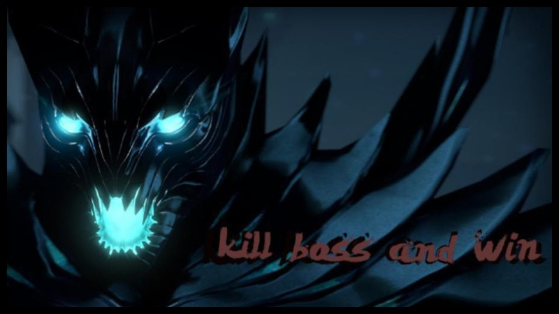Dota 2 Mods | KILL BOSS AND WIN!!