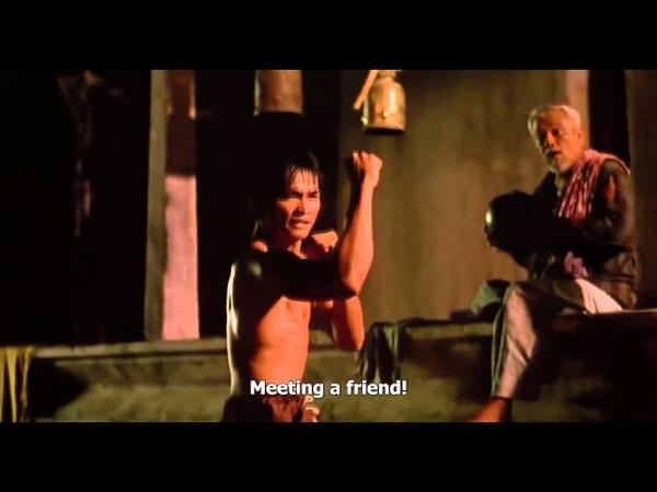 Tony Jaa - Muay Thai Boran (Ong Bak) Ting