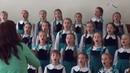 Стрекотунья - белобока Средний хор ДМХШ Пионерия им. Г.А. Струве