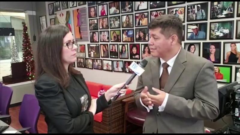 EXCLUSIVAEVTV Magistrado desertor de Maduro huye a EEUU y habla en exclusiva con Carla Angola