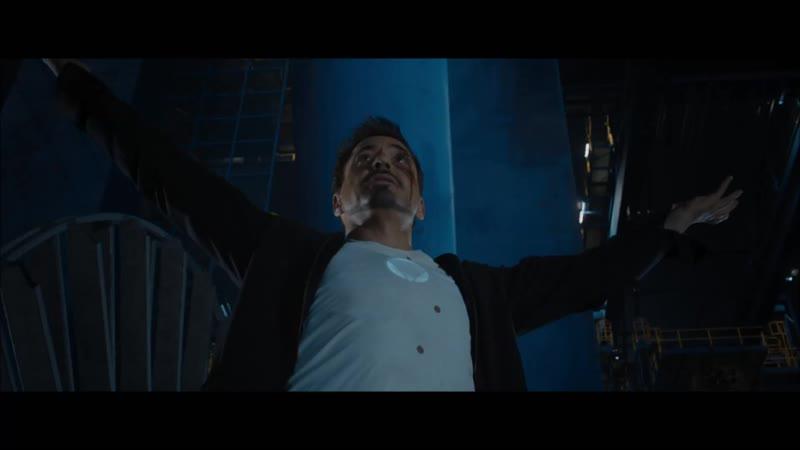Тони Старк - Будем праздновать!