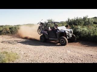 A Dusty Diary - Go Pro Dirt Diaries - Yannick Granieri