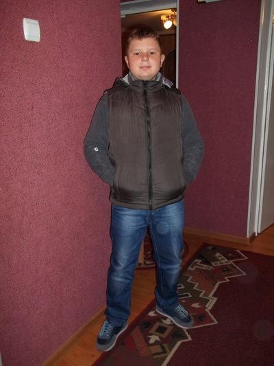 Вєталь Сухинюк, 27 мая 1998, Червоноград, id155440891