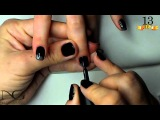 Трендовый дизайн на коротких ногтях - видео-урок Натальи Голох