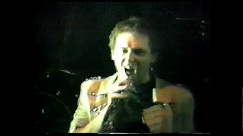 The Blood - Live at The Palm Cove 1983.