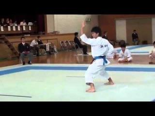 15 - Enpi - 燕飛 - Arimoto Kouji - 在本幸司 - JKS Shotokan Karate Kata