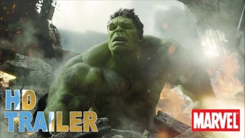 Hulk 3 - Movie Trailer 2018 | Hulk Return [HD] Marvel Movie | Fan Made