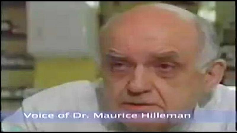 Д-р Морис Хилман - Ваксините съдържат СПИН, левкемия, рак и други живи вируси! [my_touch]