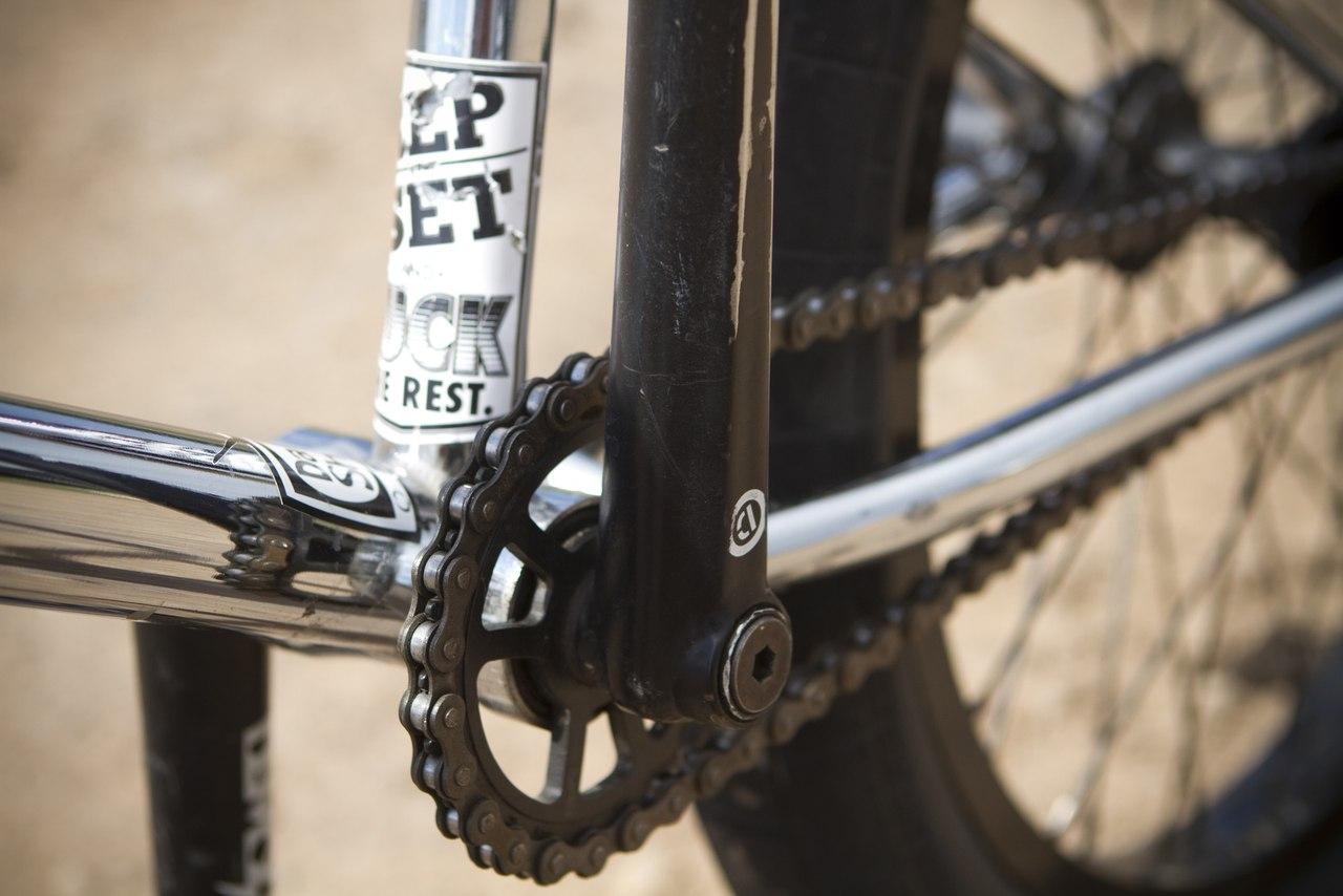Jason Enns bikecheck cranks