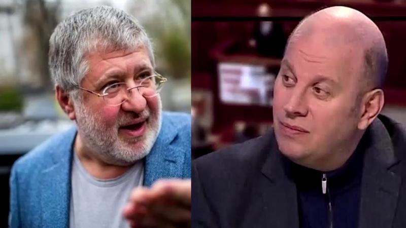 Коломойский и Бродский про Пинчука, Ахметова, Гриценко и Оппоблок