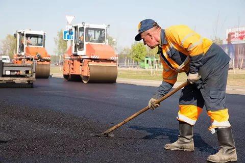 На Луганщине все еще идет ремонт дороги «Счастье — Широкий»