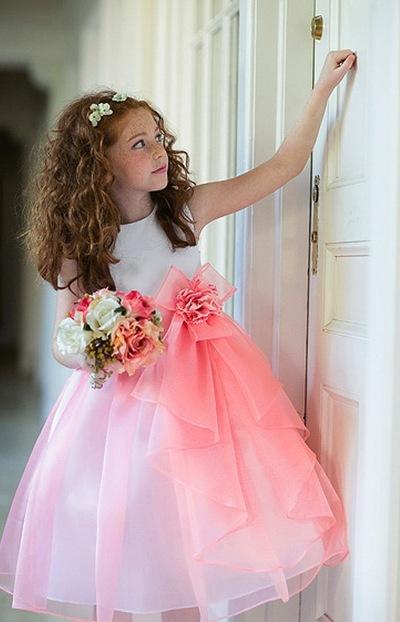 543a99c93c5 Нарядная Одежда для Девочек