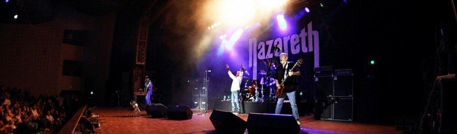 Nazareth в Днепропетровске 2013