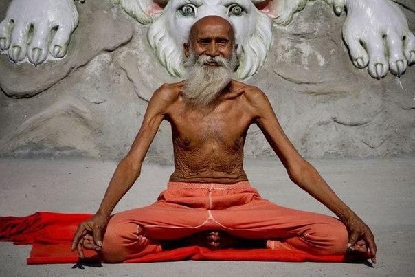 Как дожить до библейского возраста 101-летний учитель йоги раскрывает тайну.