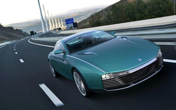 Вехи истории: 2016 Cardi Concept 442 Ателье Cardi известно рядом неординарных концептуальных проектов на ниве автомобильного дизайна. Очередным донором для российских автостроителей может стать
