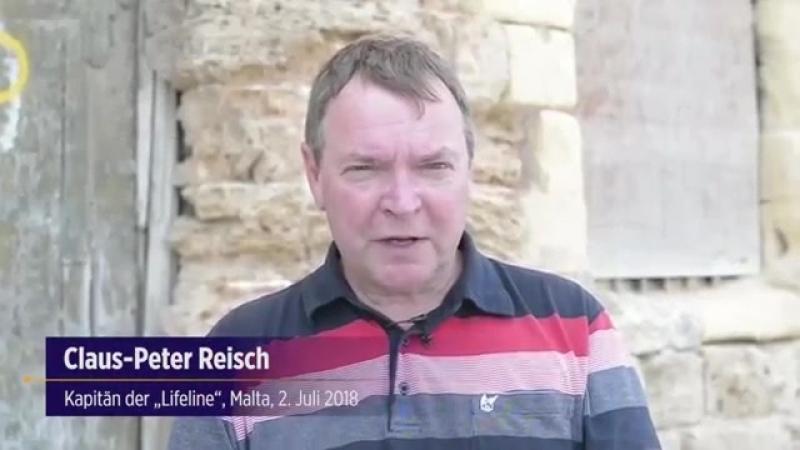 """Bayerische SPD ehrt """"Lifeline""""-Kapitän mit Europapreis"""