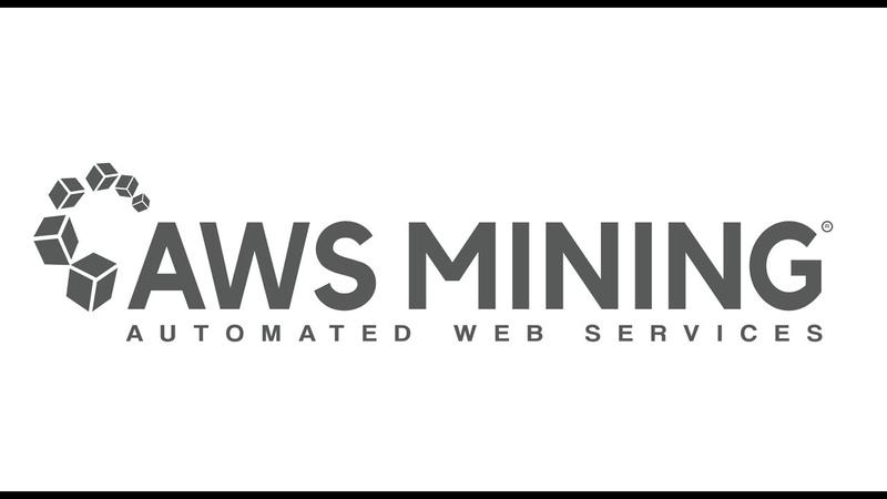 Презентация компании AWS Mining