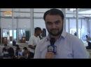 Azeri Sahar Tv | Sankt-Peterburq seharinda Suriyaya destak aksiyasi | HD