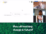 How will teaching change in future Host Karina