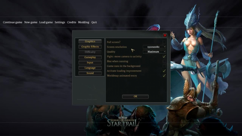[Gameplay] Realms of Arkania: Star Trail startrail (Das Schwarze Auge: Sternenschweif)
