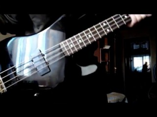BRMC - Martyr (bass cover)