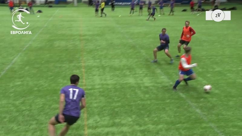 Евролига | Уотфорд - Тулуза - 0-1