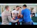 XXXV сельские спортивные игры Тюменского района. Соревнования по армрестлингу