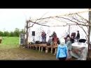 Домбра с вокалом выступление на третьем ежегодном фестивале GNЁZDA Урал