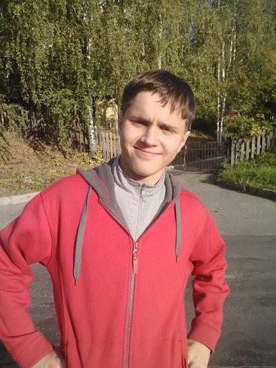Саша Манухин, 18 февраля 1996, Новоуральск, id144820761