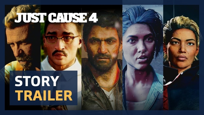 Just Cause 4 Story Trailer [PEGI]